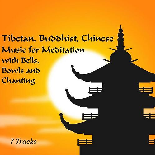 Tibetan Buddhist and Chinese Music