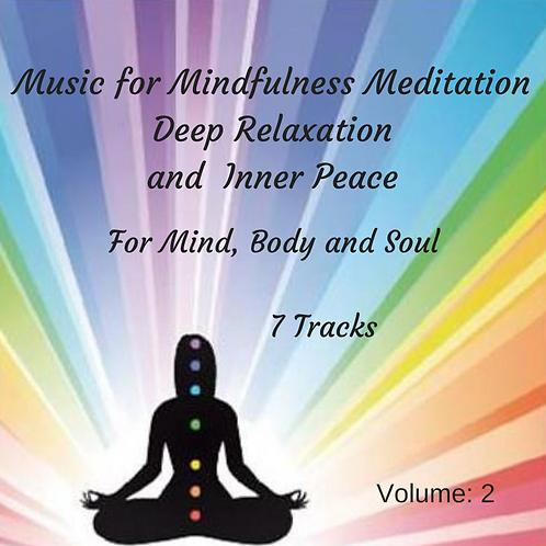 Music for Mindfulness Meditation Vol.2