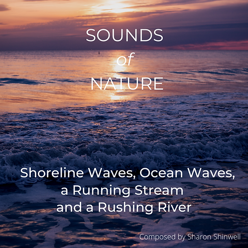 Shoreline Waves, Ocean Waves, Stream and River