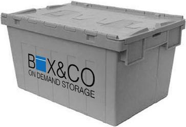 box & co storage container