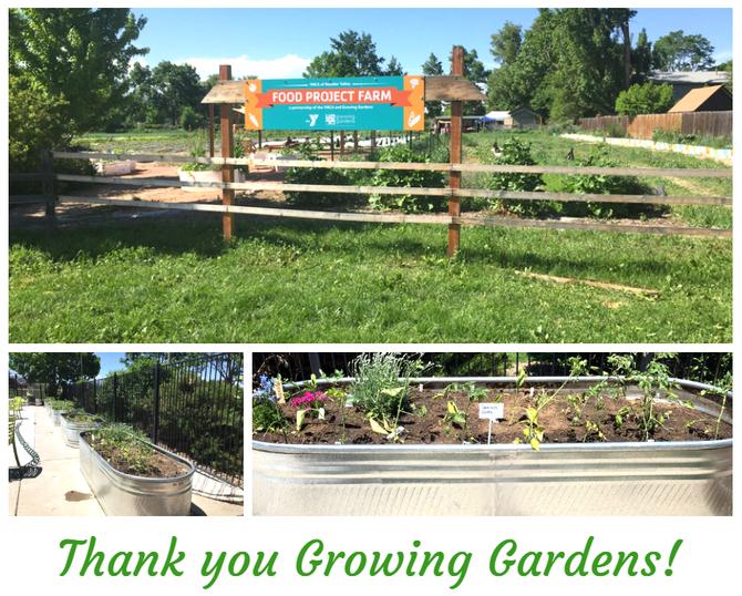 Gardening Club is Planting!