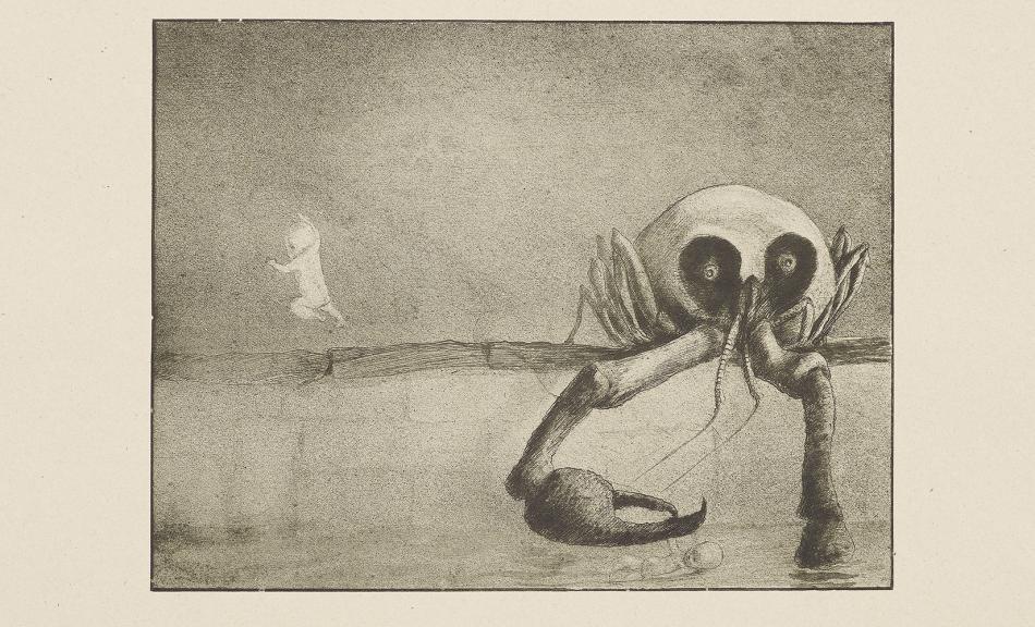 Alfred Kubin - Die Stunde der Geburt