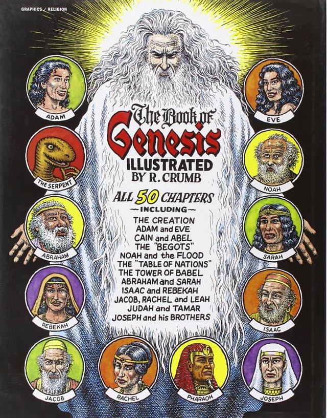 Robert Crumb -Genesis