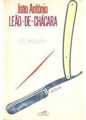 João Antônio - Leão-de-Chácara