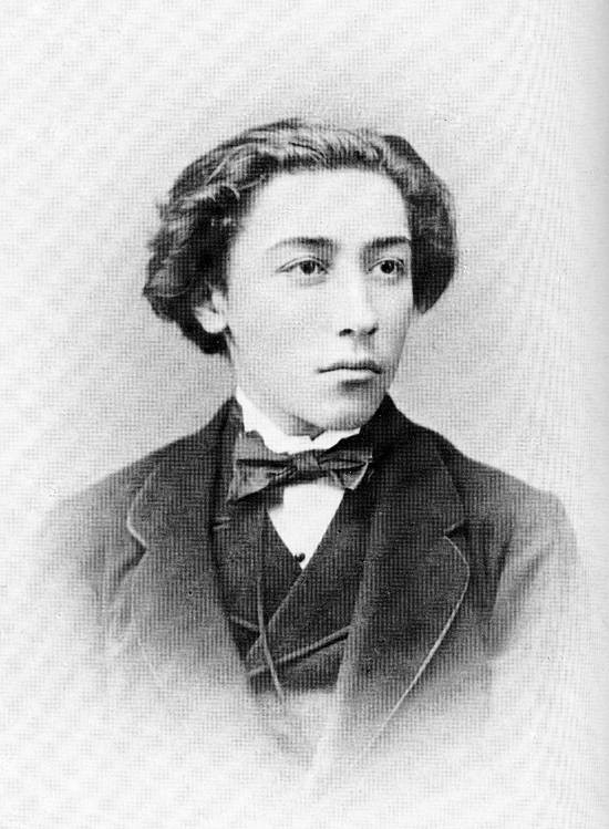 Jovem Joseph Conrad