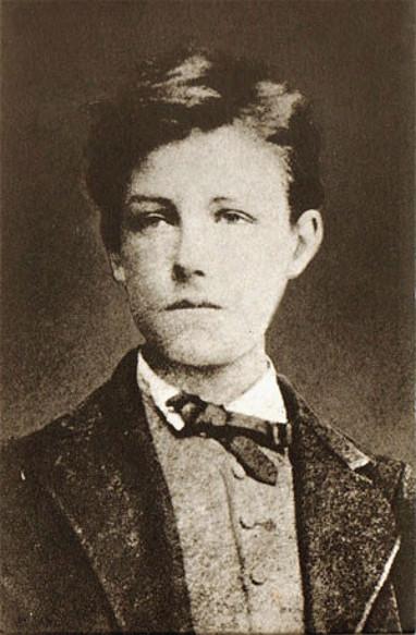 Arthur Rimbaud: Je est un Autre