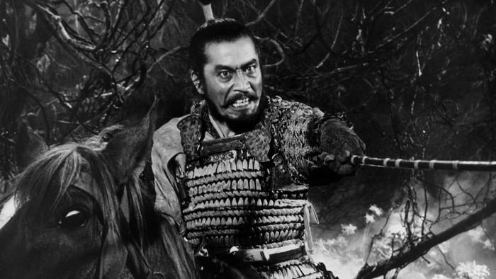 Um traídor no Shogunato: Macbeth de Kurosawa