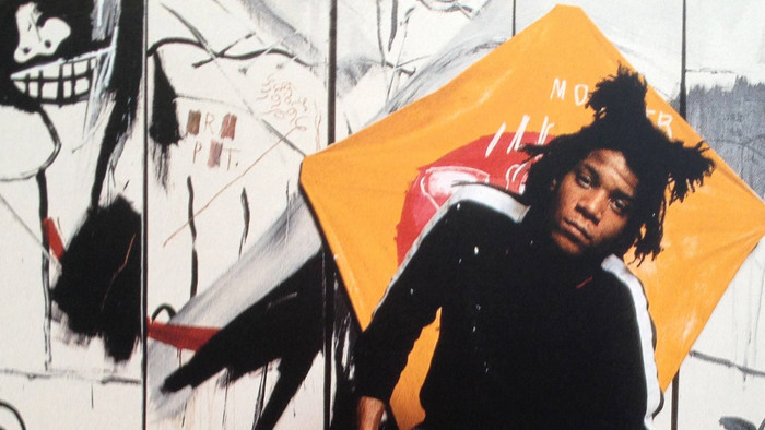 Basquiat, o Prodígio do Graffiti