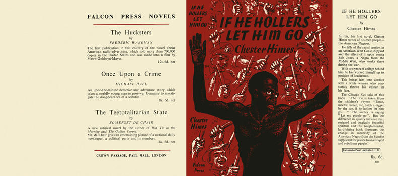 Chester Himes - If He Hollers Let Him Go