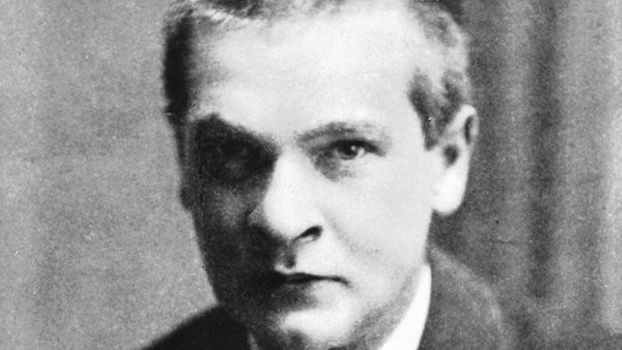 Poesia e morte de Georg Trakl