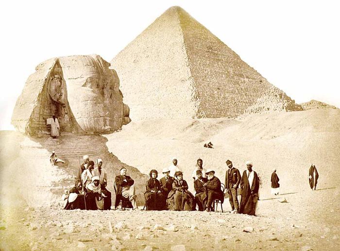 Egito: 5 Fotos Históricas