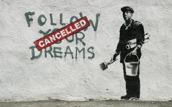 O Anonimato Combativo de Banksy