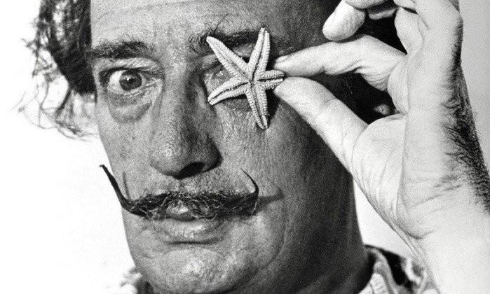 Um Breve Olhar por Dalí