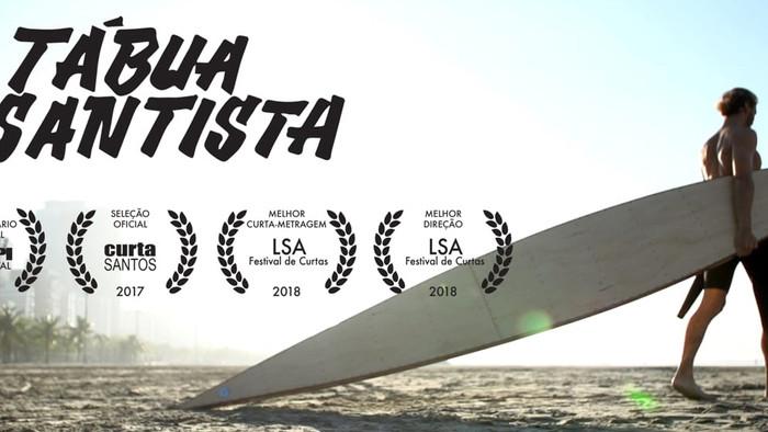 Tábua Santista: a história do surf no Brasil