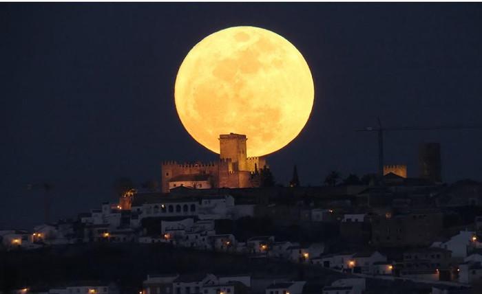 A insignificante Super Lua