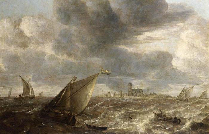 A Tempestade e o Ímpeto dos tempos modernos