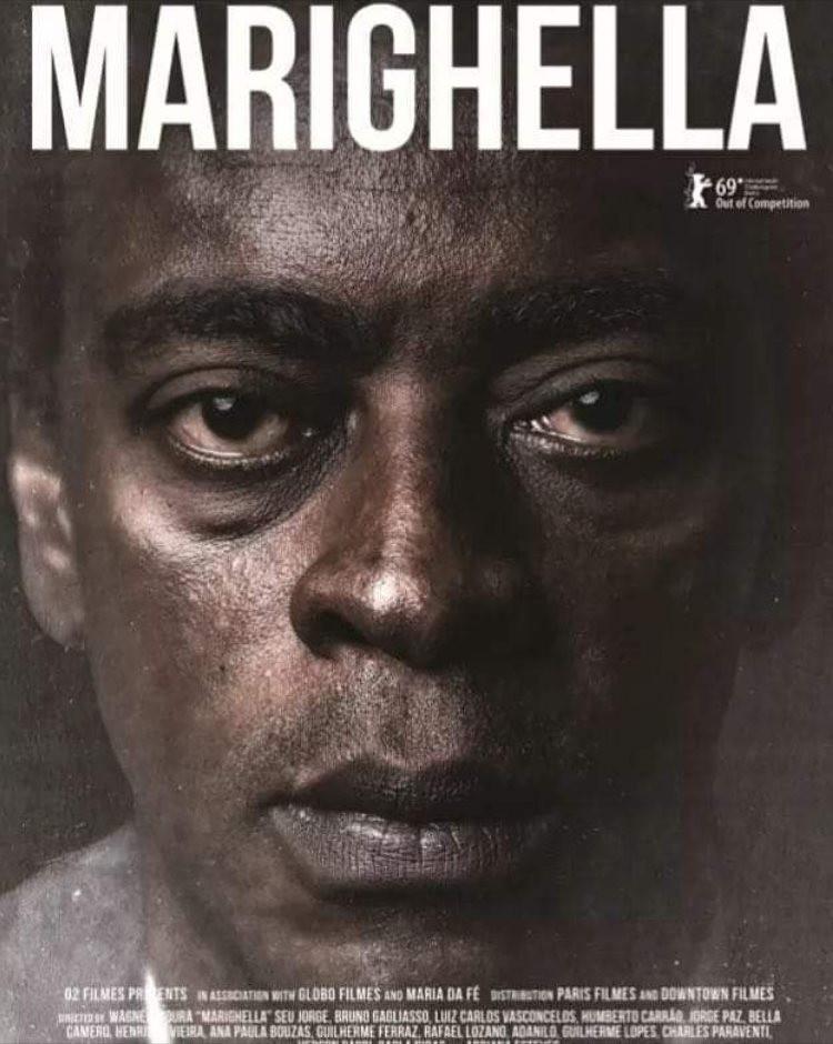 """Poster do filme """"Maringhela"""""""