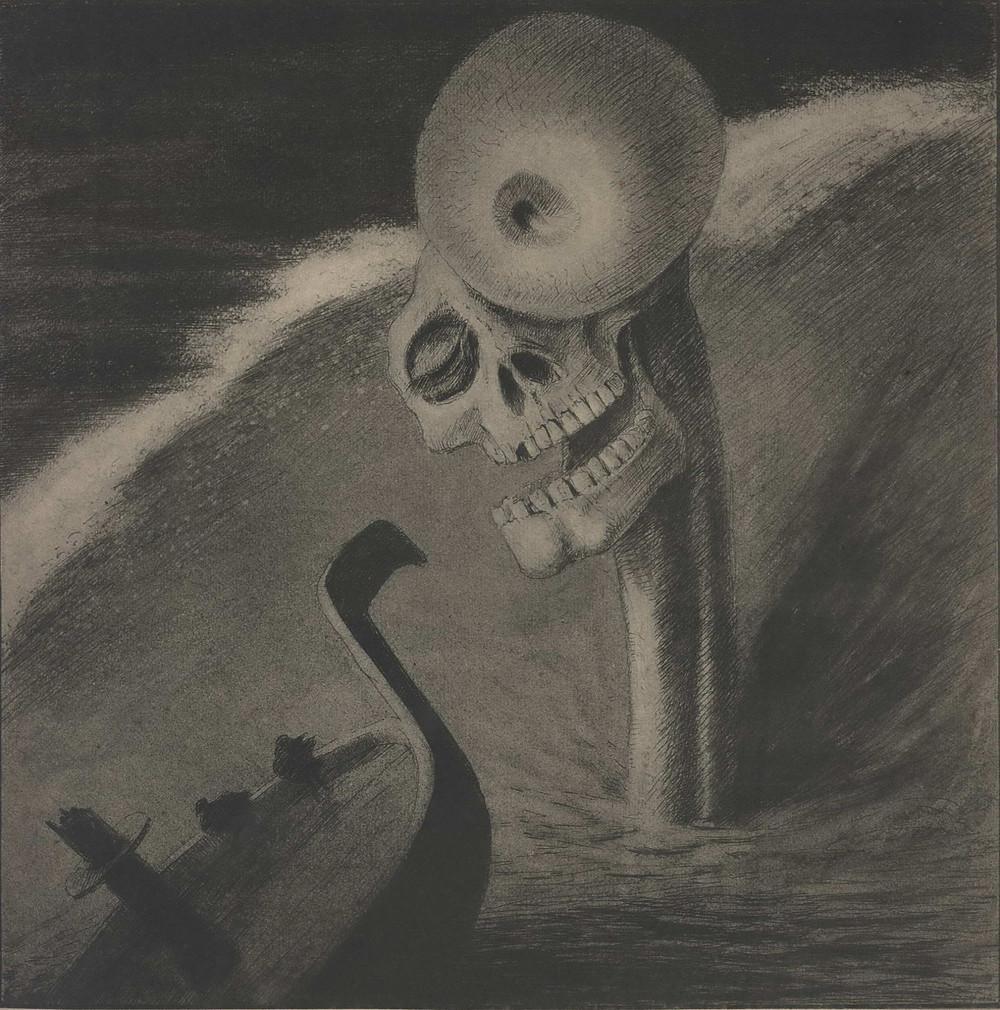 Alfred Kubin - Das Grausen