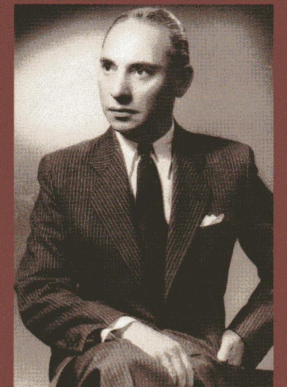 O compositor, Rezső Seress