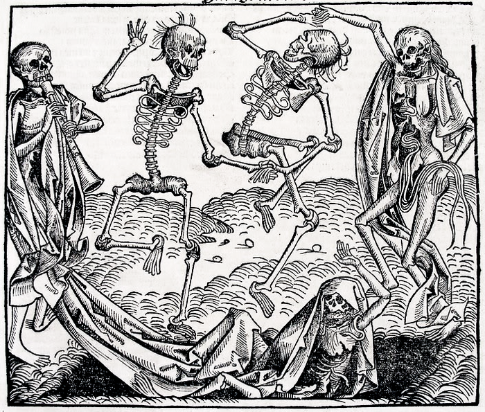 Totentanz, a Dança Macabra