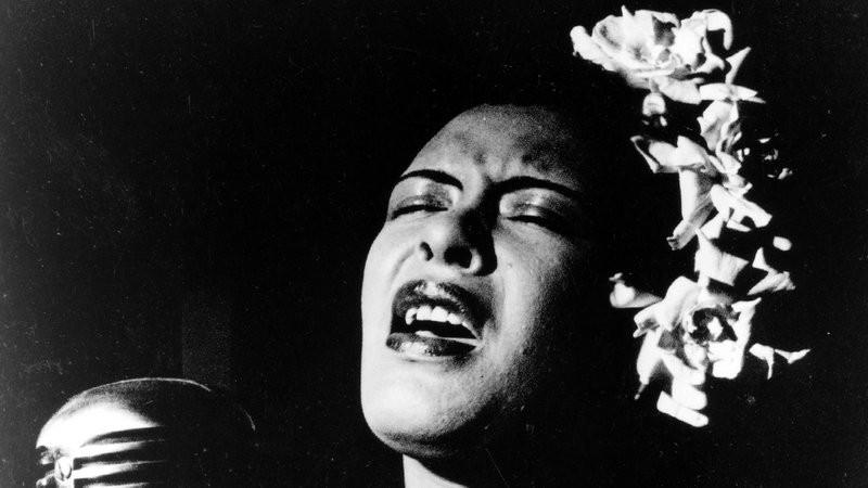 A interprete, Billie Holiday