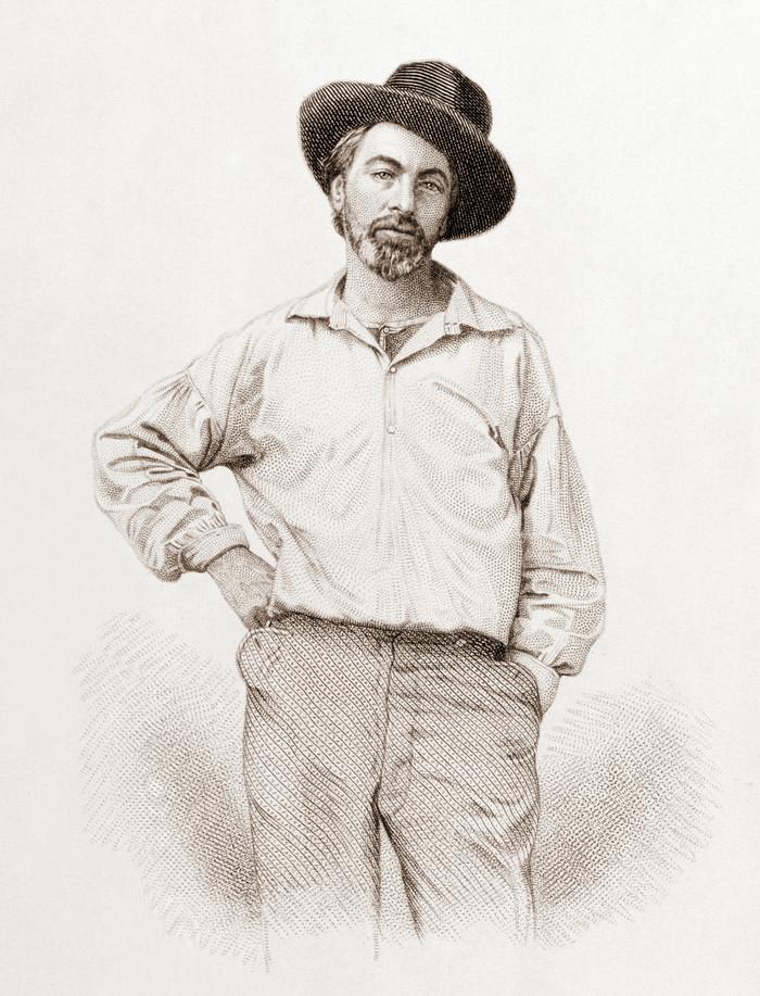 Walt Whitman, o poeta da liberdade