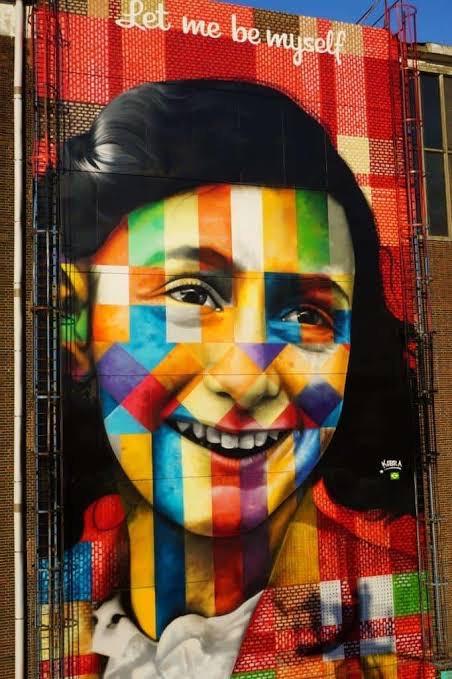 Anne Frank - Reflexões em tempos sombrios