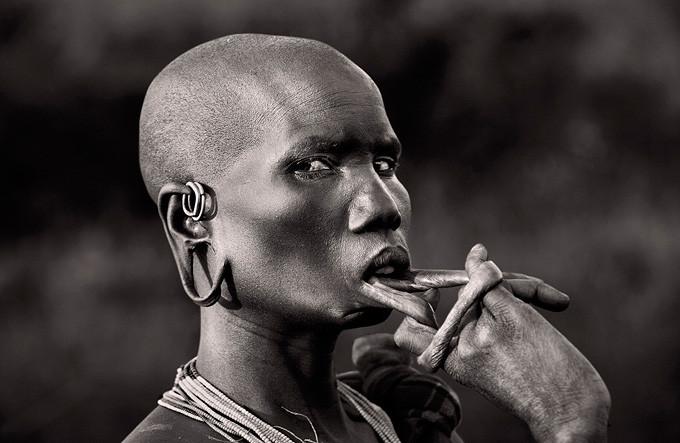 Todas as faces da África pelas lentes de Steve Bloom
