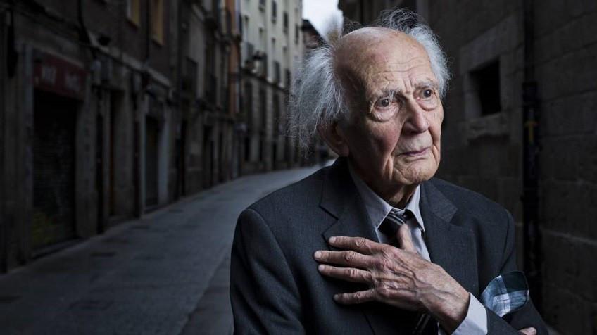 O sociolólogo polonês Zygmunt Bauman