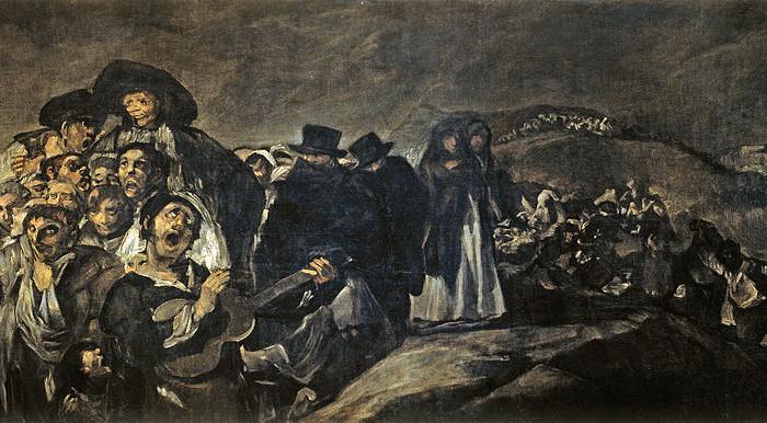 Vida de Goya e as Pinturas Negras