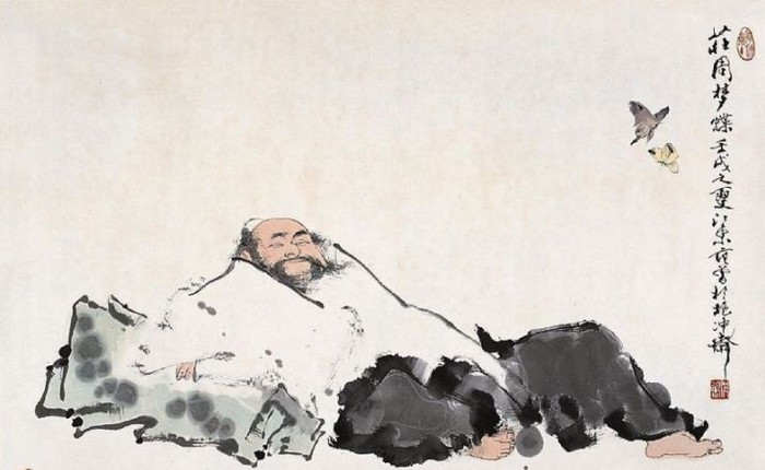 Chuang Tzu: Sonho da Borboleta (Vídeo)
