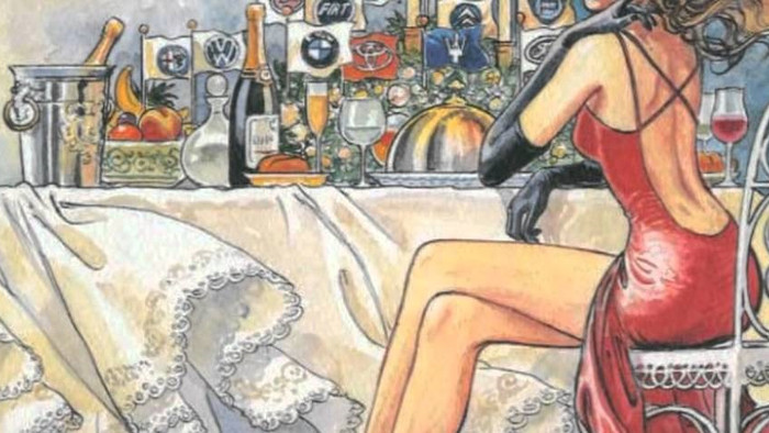 A Arte e o Erotismo de Milo Manara