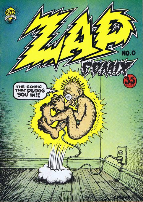 Robert Crumb - Zap Comix
