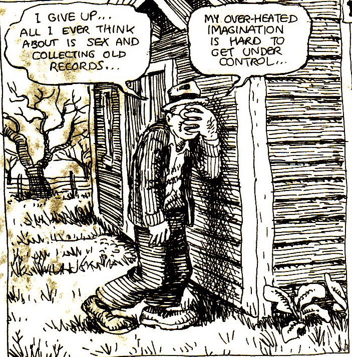 Robert Crumb - Sex and Old Records