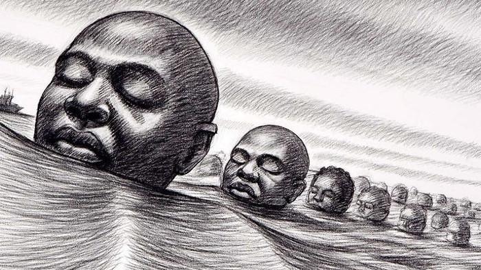 Igbo Landing: Morte pela Liberdade