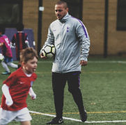 Private Football Coach in Enfield | Coachability