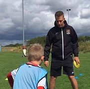 1 to 1 football coaching in Oxfordshire | Coachability