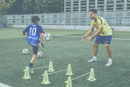 private football training essex