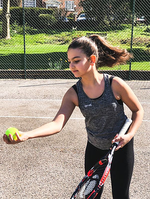 Private Tennis Lessons Client Review