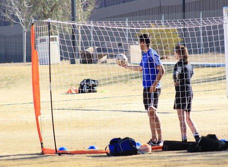 A Guide To Bespoke Football Training For Adults