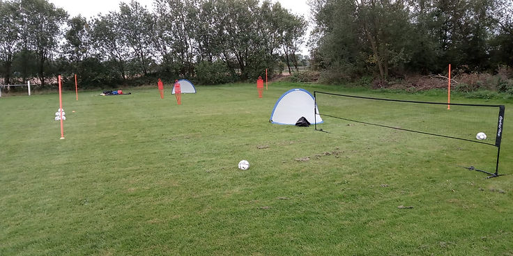 1 to 1 football coaching manchester