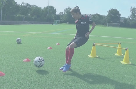 one to one football training london