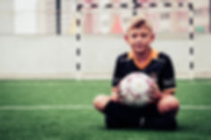 Professional Football Training for Children
