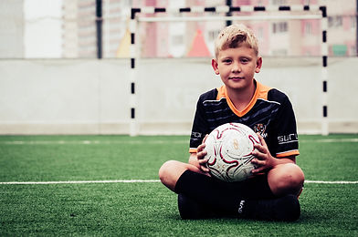 Professional Football Training for Children