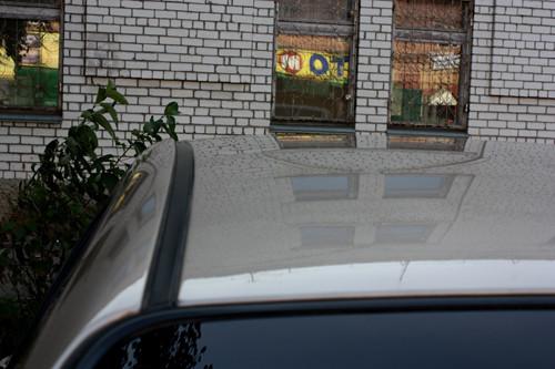 Крыша после ремонта