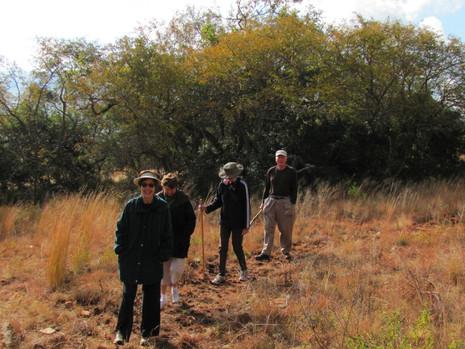 Bakoni trail - Walk with Kirchmanns
