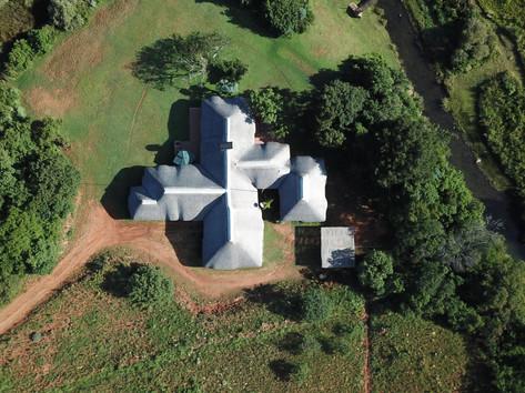 Marabou lodge - drone 2