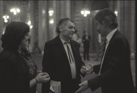 A Parlament folyosólyán