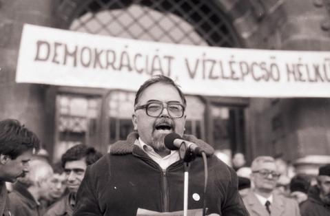Mécs Imre, az 1956-os magyar forradalom és szabadságharc résztvevője