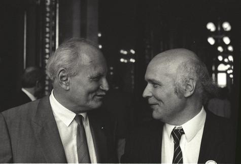 Göncz Árpád és Grendel Lajos
